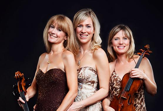 The Eroica Trio Ensemble