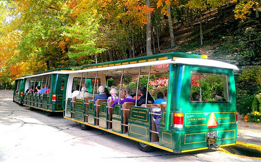 Bus Tours To Eureka Springs