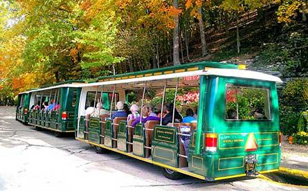Eureka Springs Tram Tours